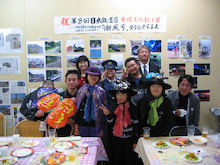 バナナマンの夢と希望の商店街活性化365日-グルメ門司港小原市場-
