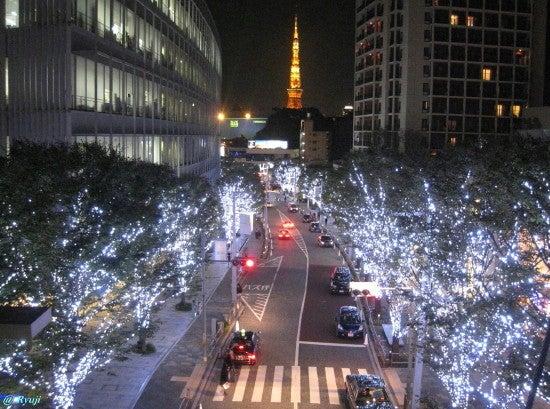 ∞最前線 通信-けやき坂イルミ☆