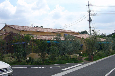 七里・大和田 地域探訪ブログ-キャナリィ・ロウ_外観