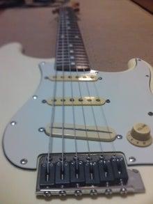 Fender ギタリストのブログ-ESP作業完了