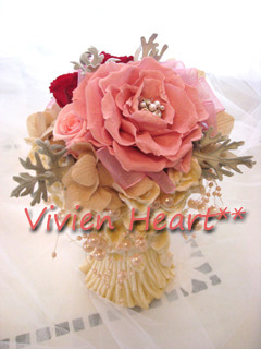 Vivien Heart**-メリアチェリーブロッサム