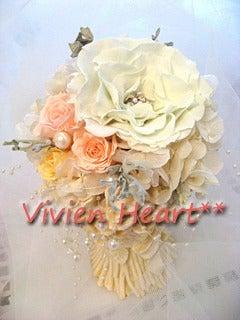 Vivien Heart**-メリアホワイト