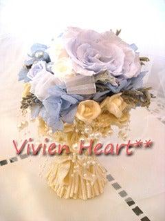 Vivien Heart**-メリアブルー