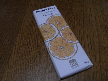 cinnamon log-orange