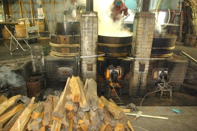 いろりや9640ブログ~高知県黒潮町LOVEな毎日をお届け~-黒砂糖作り