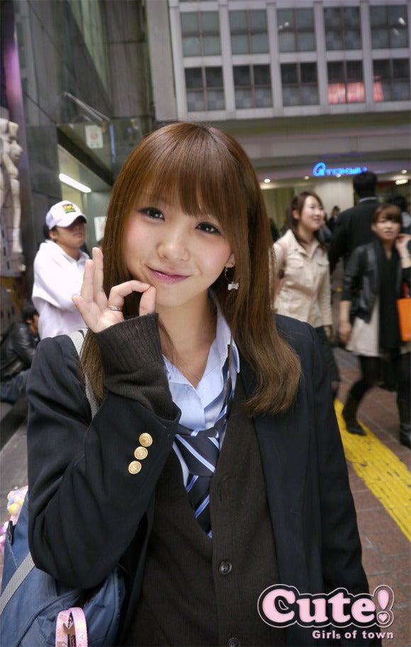 $東京の可愛い女の子を毎日紹介!Cute! staffブログ