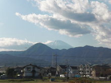 $Road to SAROMAN BLUE-富士山