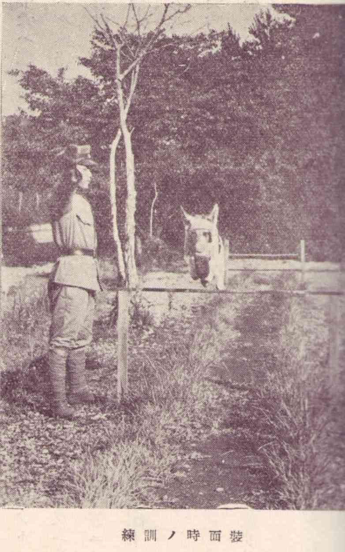 帝國ノ犬達-ガスマスク犬2