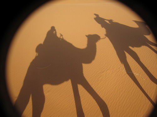 ★ 世界一周御披露目帳 ★-サハラ砂漠