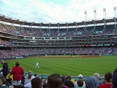 日々道楽 - G党・MLB中心 --Jacobs Field