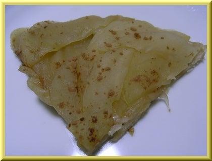 ローフード&マクロビオティックで美味しい生活♪-りんごの薄タルト
