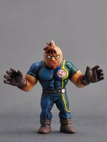 $塩ビ人形コレクション -主に80年代以降の無彩色塩ビ人形(消しゴム)に関するブログ-