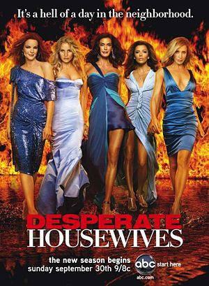 【たんぽぽの惑星】-Desperate Housewives