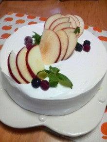 Kan-Kara-Rin-りんごの色が変わりやすいなぁ。