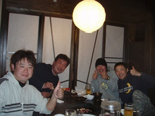 Fishing Blog OFFSHORE CRAZY! ~ 夢は一発大物!   鮪だ!鰤だ!大政だ!巨カンパだ!大鯛だ!なんでもこ~い!-食う奴ら