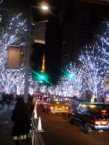 ボヤッキーのつぶやき-ヒルズ東京タワー