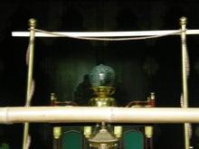 夫婦世界旅行-妻編-本堂(熾盛光如来?)