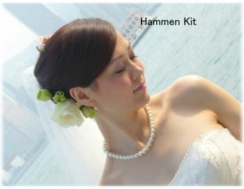 【パーフェクトウェディング宣言!】-ウェディングヘアスタイル☆香港8
