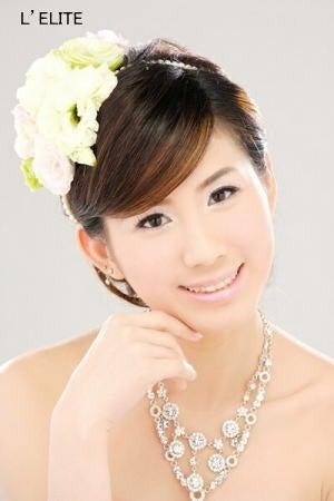 【パーフェクトウェディング宣言!】-ウェディングヘアスタイル☆香港6