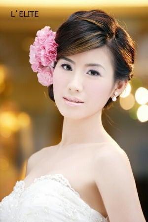 【パーフェクトウェディング宣言!】-ウェディングヘアスタイル☆香港5