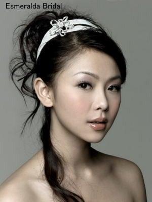 【パーフェクトウェディング宣言!】-ウェディングヘアスタイル☆香港1