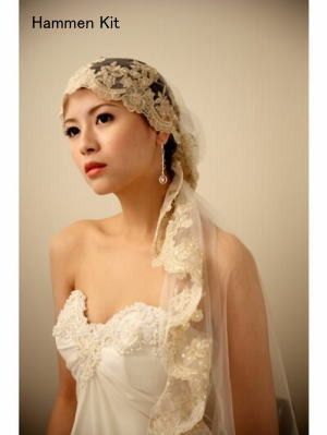 【パーフェクトウェディング宣言!】-ウェディングヘアスタイル☆香港7