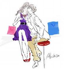 恋するイラストレーション AkihisaSawada-02