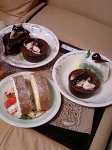 とろとろひとりごと-ケーキ