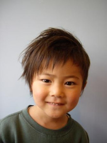 子供の髪型|キッズヘアーカタログ 2009