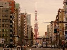 $ムーンハピネスな日-東京タワー 三田三丁目