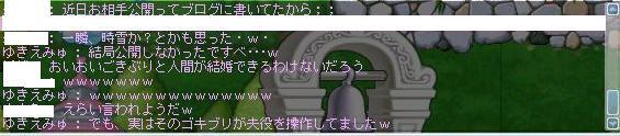 えみゅ(o゚ω゚o)ろぐ!-結婚4