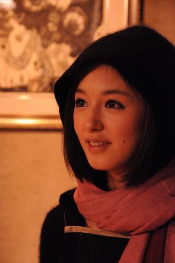 小松美羽プレス-小松美羽 MEGA美の泉取材7