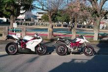 $Moto Italy !! Ducati 1098S & Hypermotard 1100S !!
