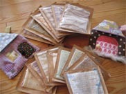 Cloth and handmade life+++My shelf     ・・・布と手作りの生活+++-20091214