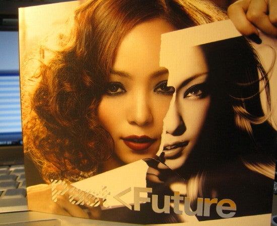 ∞最前線 通信-安室奈美恵 Past<Future
