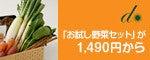 吉田真希子オフィシャルブログ「日めくりキレイごはん」Powered by Ameba-「お試し野菜セット」が1,490円から