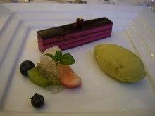 ゴエモンのブログ-デザート