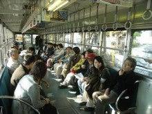 極私的 関西ローカル電車の小さな旅-乗客