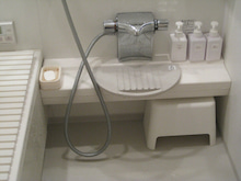 mokaのブログ-お風呂の椅子