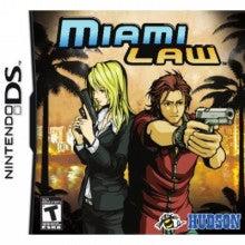 $アドベンチャーゲーム研究処-MIAMI LAW