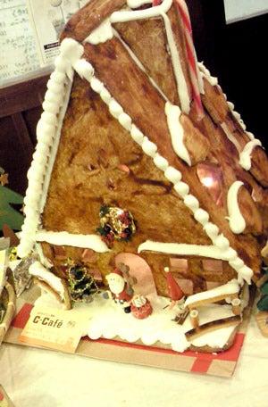 コミュニティ・ベーカリー                          風のすみかな日々-お菓子の家