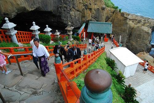 ■SOPA DE TAMA■NY在住たまの日々-Udo Shrine