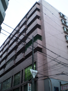 ピースフィールド営業マンの業務日誌-チサンマンション第5新大阪外観