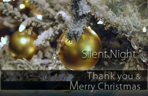 Michi-kusa-Silent NIght - Merry Christmas