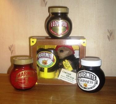 $cheltenhamのブログ-marmite(マーマイト)