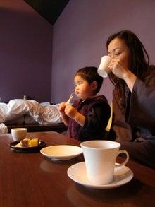 おかずブログ-茶菓子でほっと一息