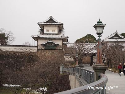 Nagano Life**-石川門