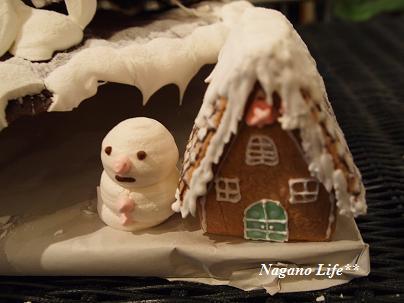Nagano Life**-ゆきだるま