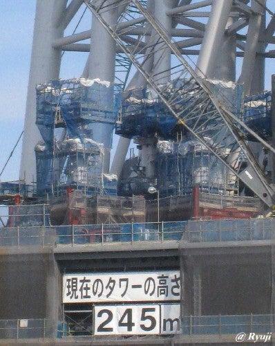 ∞最前線 通信-新東京タワー