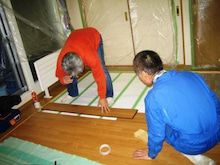 札幌の電気式床暖房│北日本電子工業株式会社 | オムくんのブログ